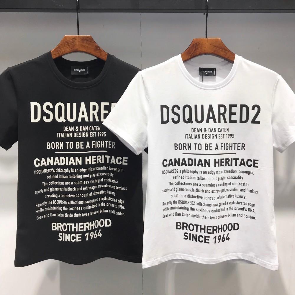 2fa7039e AuthenticSummer New Men's Cotton Top Fashion Slim Short-sleeved Round Neck T -shirt Men's T-shirt Men's Casual T-shirt Men's Cotton T-shirt Online with  ...