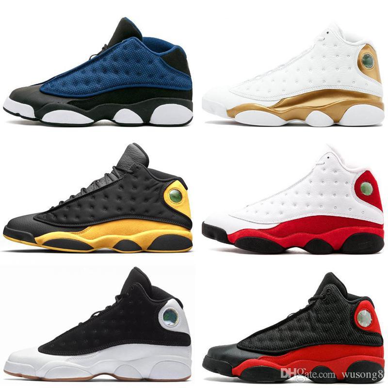 Jordan Hommes Blé 13 Taille Jump Air Basketball Baskets Sport Chutney Noir Xiii De Pure Bleu Chaussures Low Nike Navy Money Or 2017 bv6yY7fg
