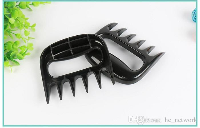BBQ Fork Tongs Clip Pull Shred Lift Toss Meat Claws Shredding Lifting Mixing Carving Barbecue Tools Quickily Delivery