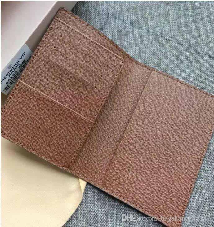 ad282578783a 2019 Wallets Purse Men Wallet New Brand Leather Wallet