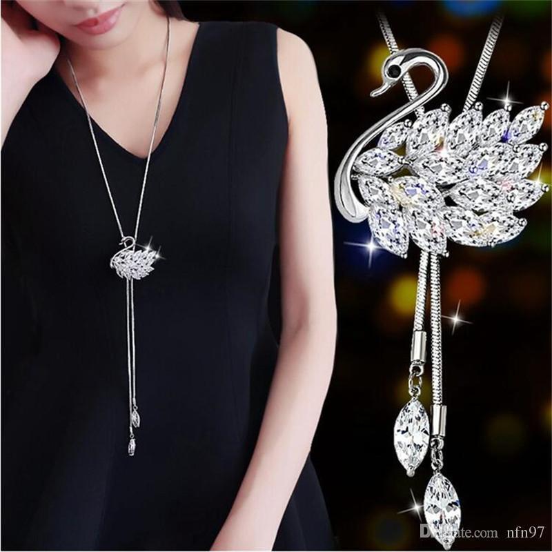 Wholesale Fashion Joker Lotus Flower Double Layer Diamond Flower