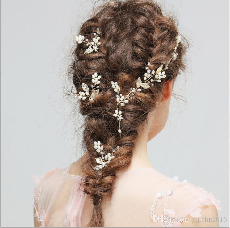 Jewelry Bride Headdress Bridesmaid's Hair Band