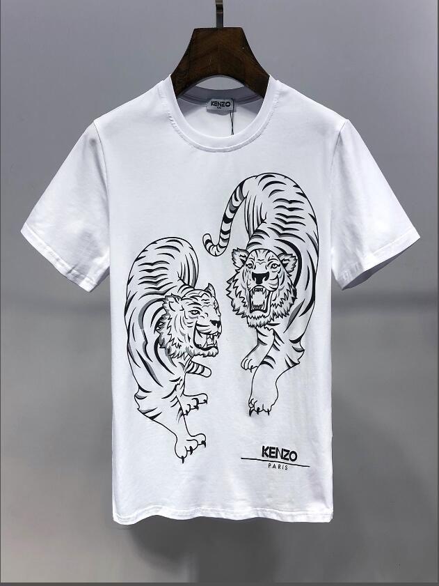 a66d1907 Kenzo Shirt 2019 Mature Women New Style Brand Women's T-Shirt Bran ...