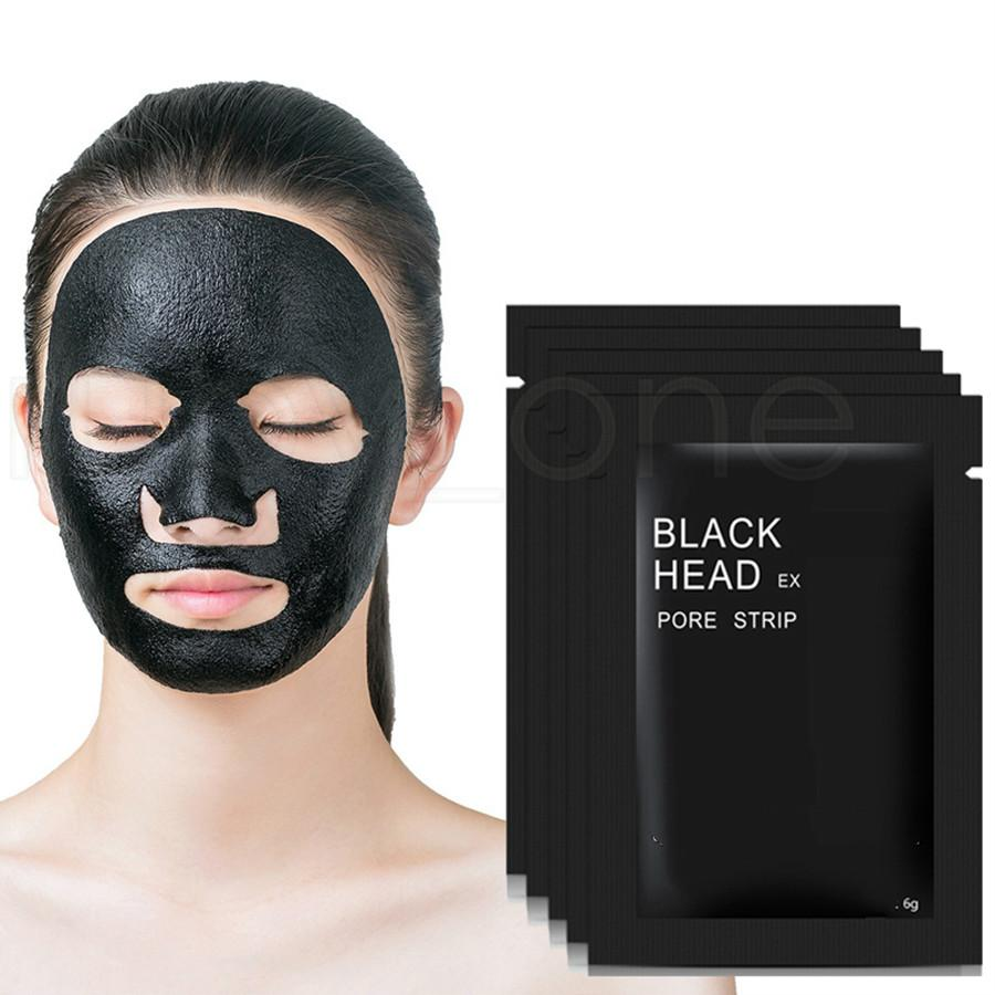 Facial Minerals Nose Blackhead Remover Masque Nettoyant pores Nez Black Head Remover Pore Strip Beauty Outils
