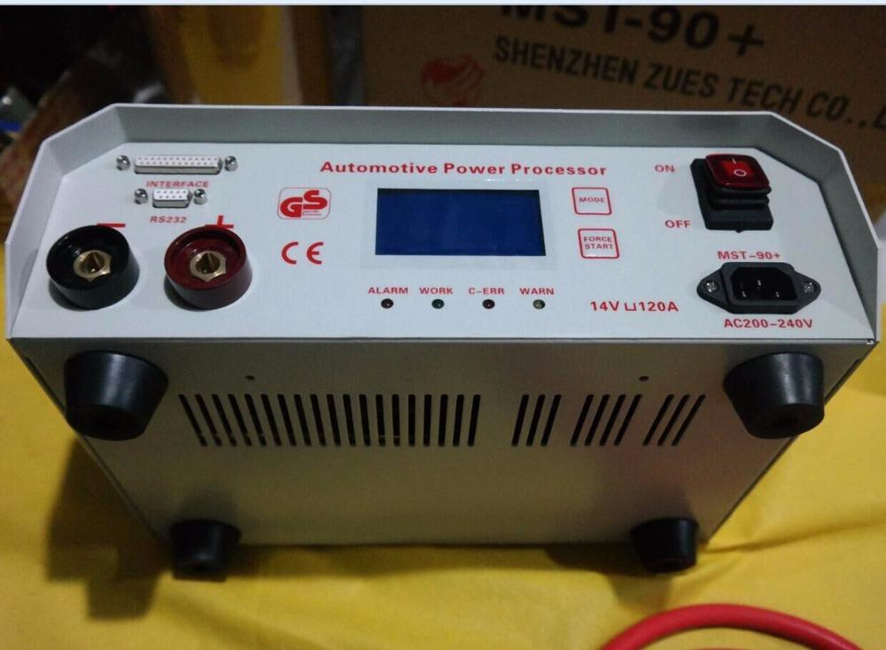 New MST90 AUTO ECU coding/programming voltage stabilized UPS  (Uninterruptible Power Supply System) equipment stabilized voltage