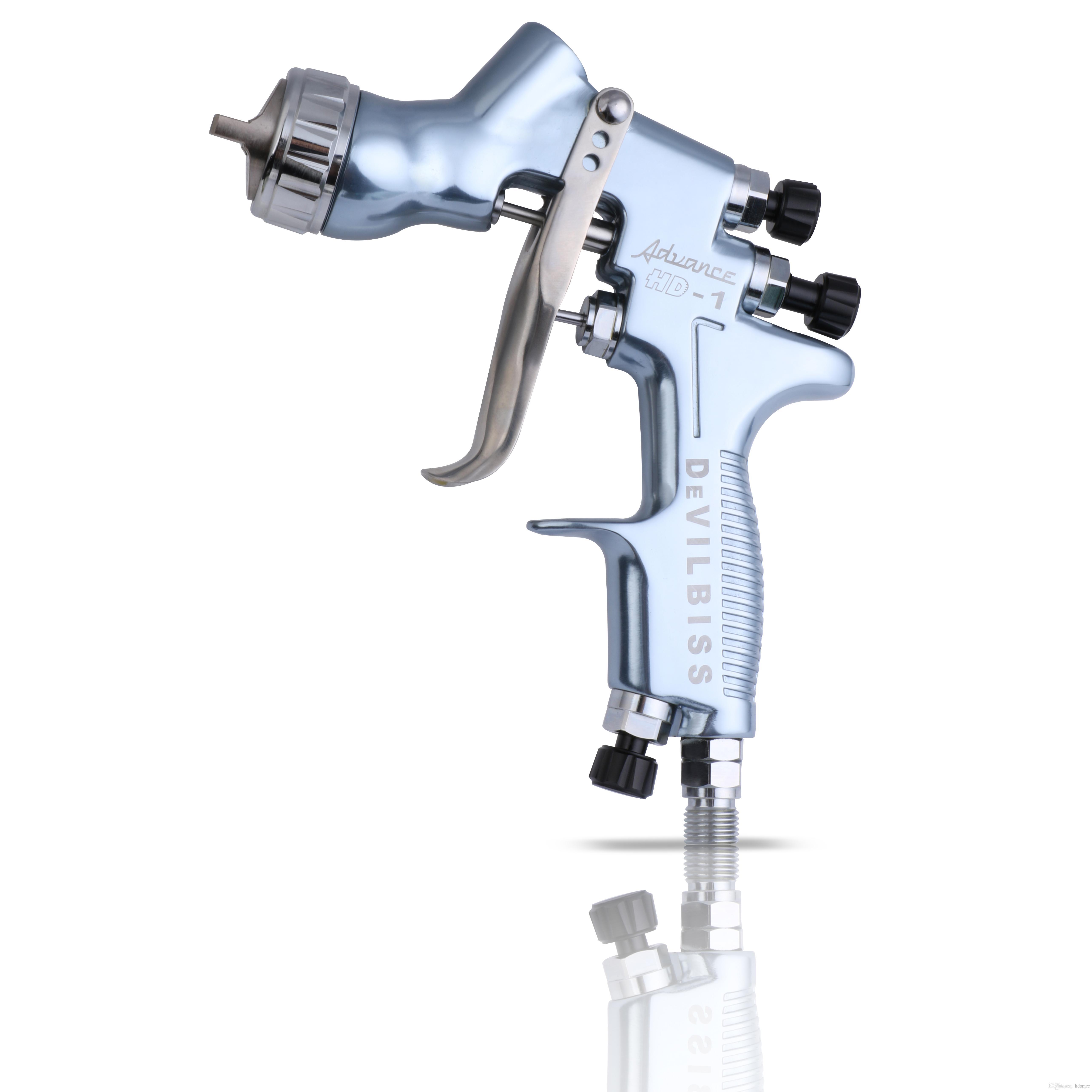 pistole a spruzzo di plastica
