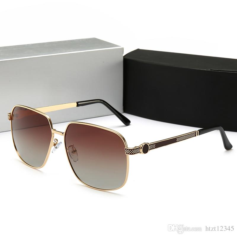 b5a0e988de Designer Sunglasses Men And Women Fashion Luxury Polarized Sunglasses High  Quality Four Seasons Style Frame Glasses Top Quality 2019 Hot Sel Designer  ...