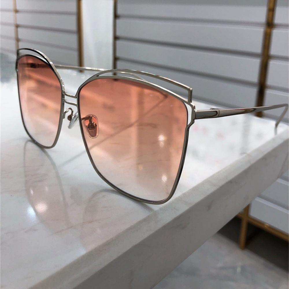 91771296e4f 2019 New Women Sunglasses Famous Designer Retro Shield Glasses High Quality  UV Protection Gradient Sunglasses Brand Eyewear with Retail Box