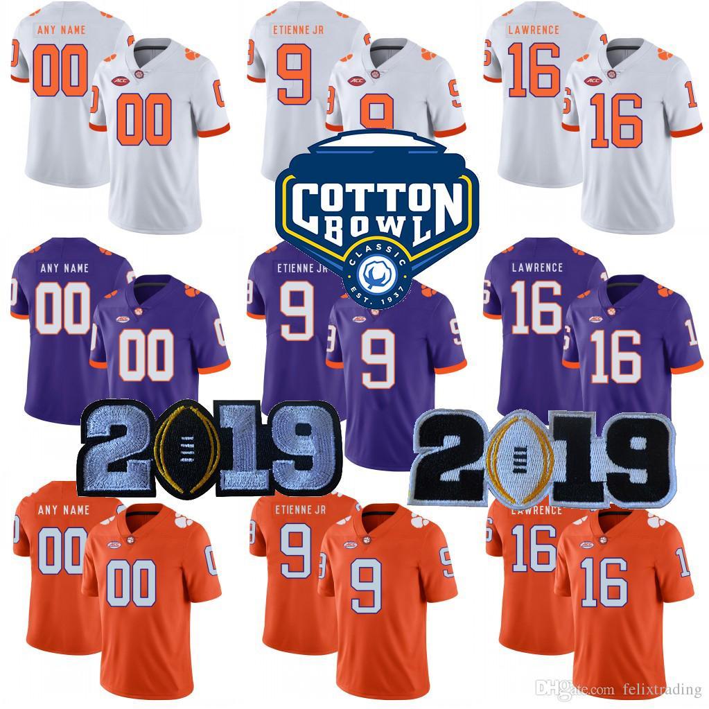d5592de410b 2019 Championship Cotton Bowl Clemson Tigers Deshaun Watson Wayne ...