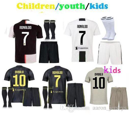 best loved 57849 dd293 kids ronaldo football kit