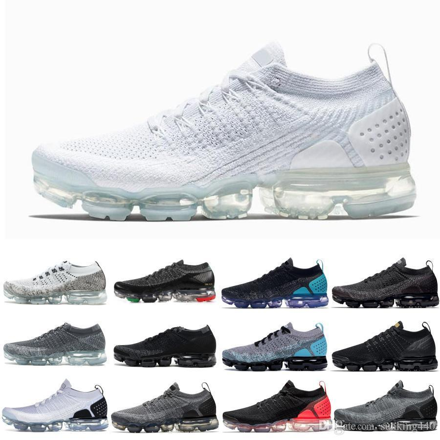 nike air max fly 1.0 2.0 flyknit 2019 Fly 2.0 3.0 Chaussure Chaussure De Course Mango Crimson Pulse Être Vrai Hommes Femmes Designers Sports Casual