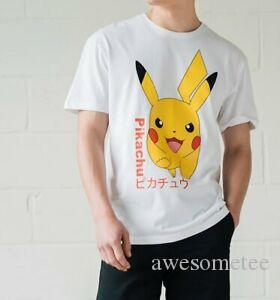 T-Shirt ufficiale White New Pikachu from Criminal Damage