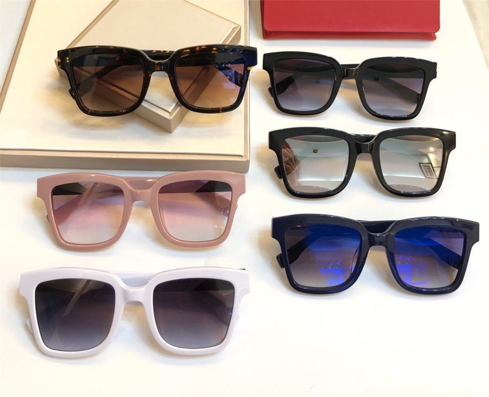 4631a184333 2019 Fashion Square Women Sunglasses Famous Designer Elegant ...