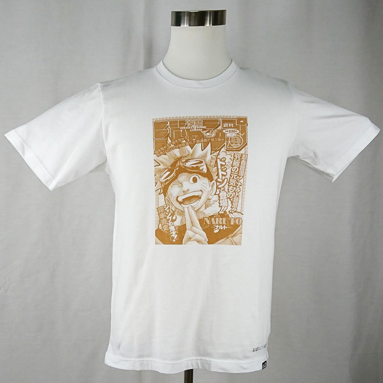 bcc275f4 UT UNIQLO NARUTO Weekly Jump Cover 50th Graphic T Shirt Japan S XL 2018 New  Brand ,Mens T Shirt Cotton, Short Sleeve Print, T Shirt Shirts Shirts And  ...