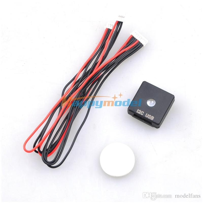 HappyModel PIXHAWK PX4 LED Module With External Light Cool Shell For RC  Multicopter Vehicles Remote Control Toys