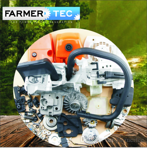 Complete Repair Parts For Stihl MS361 Chainsaw Engine motor crankcase  crankshaft cylinder piston chain sprocket cover By Farmertec