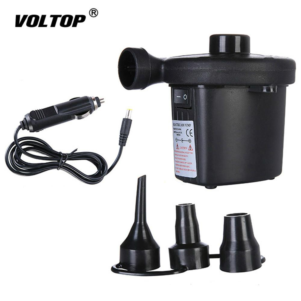 Car Tyre Compressor Inflatable Pump 12V Air Tire Pump Camping for Car Boat Blower Electric