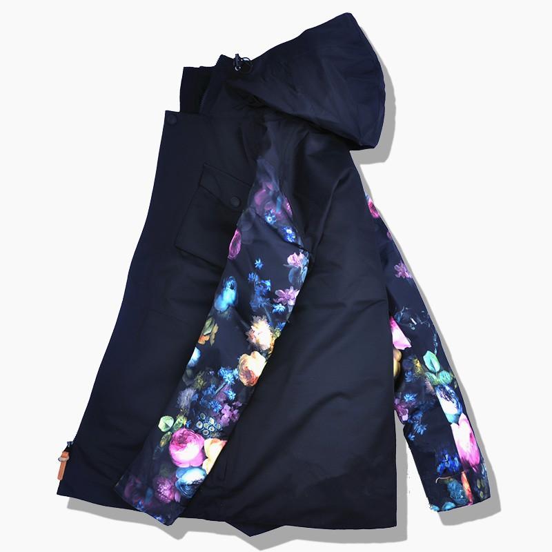 2019 Gsou Snow Women Ski Jacket Waterproof Windproof Winter Jacket ... 1786aeb33
