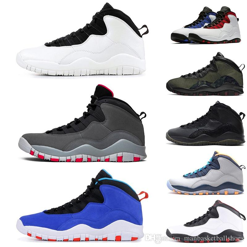 ad460acae19 10 10s Mens Basketball Shoes Im Back Westbrook Class Of 2006 Desert Camo  Tinker Racer Blue Black Sneakers Sports Shoes Size 7 13 Shoes Canada  Carmelo ...