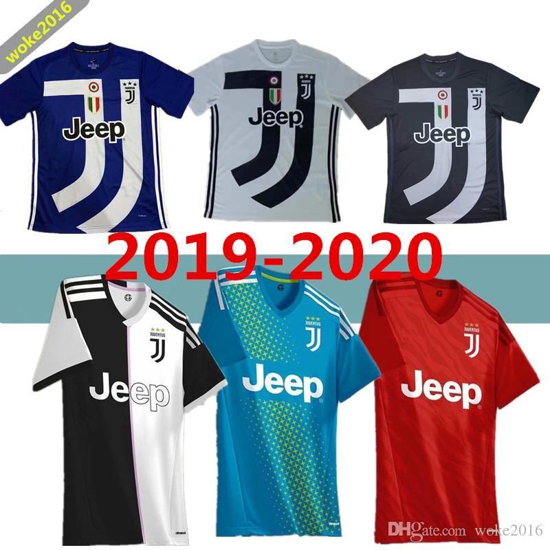 fe48d2aced7 2020 RONALDO JUVENTUS Football Uniform 18 19 20 Juventus ...