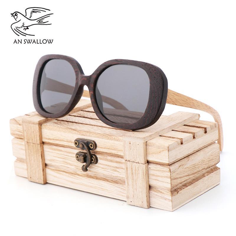 72391d97ff Compre Nuevas Gafas De Bambú Y Madera Verdes Para Hombres Y Moda. Gafas De  Sol De Viaje. Gafas De Sol Retro Polarizadas De Madera.