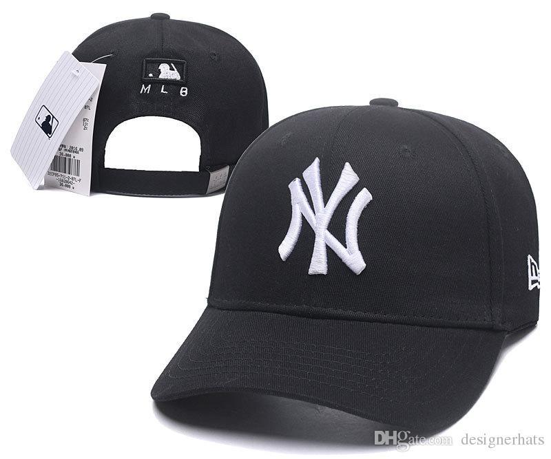 Compre 2019 Diseñador De Gorras Negras Moda Sol Sombrero Marca De Lujo De  Alta Calidad Gorra De Béisbol Hombres Y Mujeres Deportes Sombreros Casuales  Golf ... 73544aacf47
