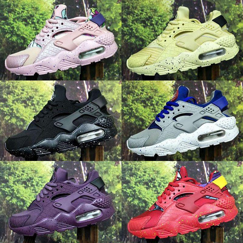 d3b753824714 2018 Infant Boy Girls Huarache Ultra Running Shoes Kids Children Air ...