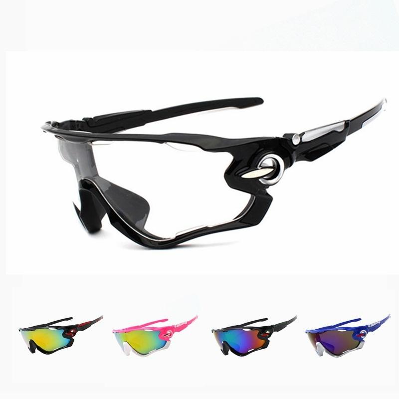 eac3e689dbb6 2019 Glasses For Bicycles Cycling Glasses MTB Colorful Men Women Sport  Eyewear UV400 Sports Sunglasses Bike Goggles Gafas Ciclismo From Quintin