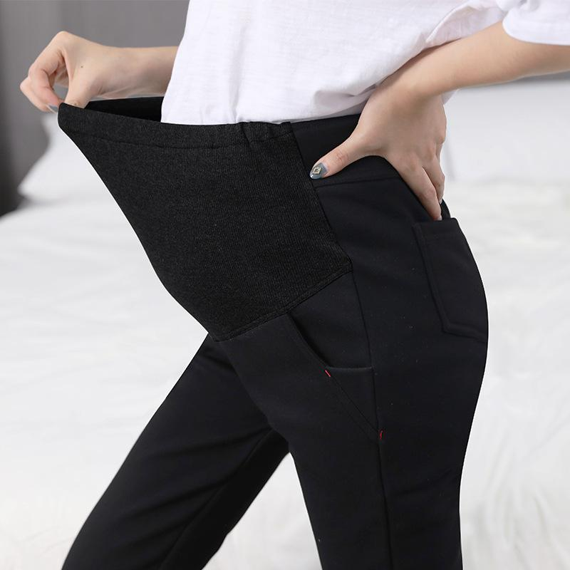 21d04419b855f 2019 2019 Maternity Jeans For Pregnant Women Pregnancy Trousers Denim Pants  Cotton Spring Summer Thin Pencil Jeans From Decbeer, $40.33 | DHgate.Com