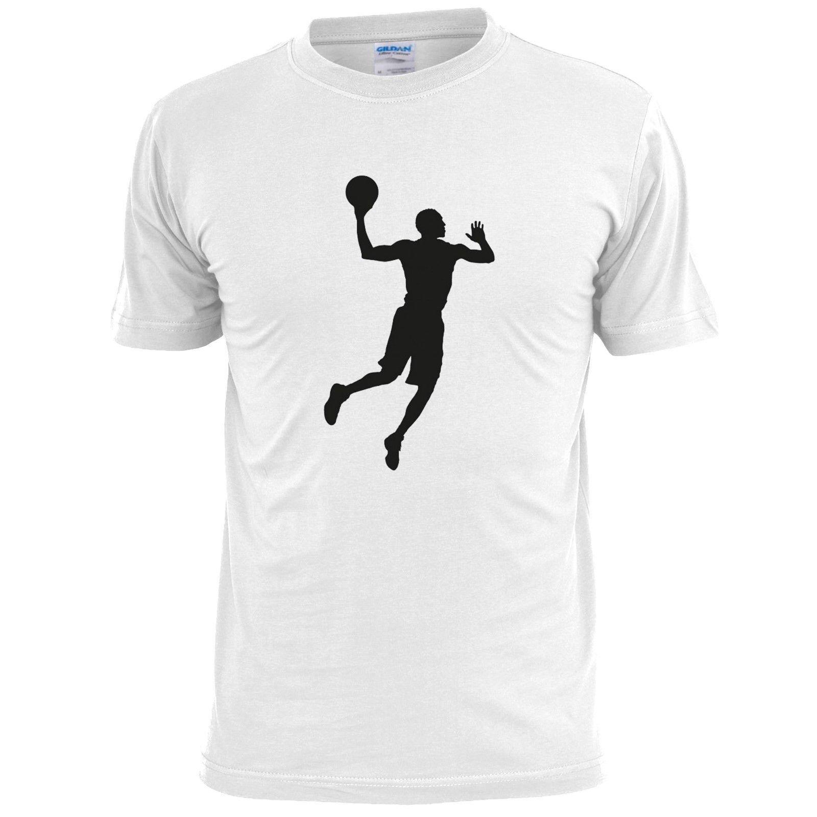 ac0355e24 SLAM DUNK BASKETBALL SILHOUETTE MENS T SHIRT Funny T Shirt Awesome T Shirts  From Mrbronson79, $10.86| DHgate.Com