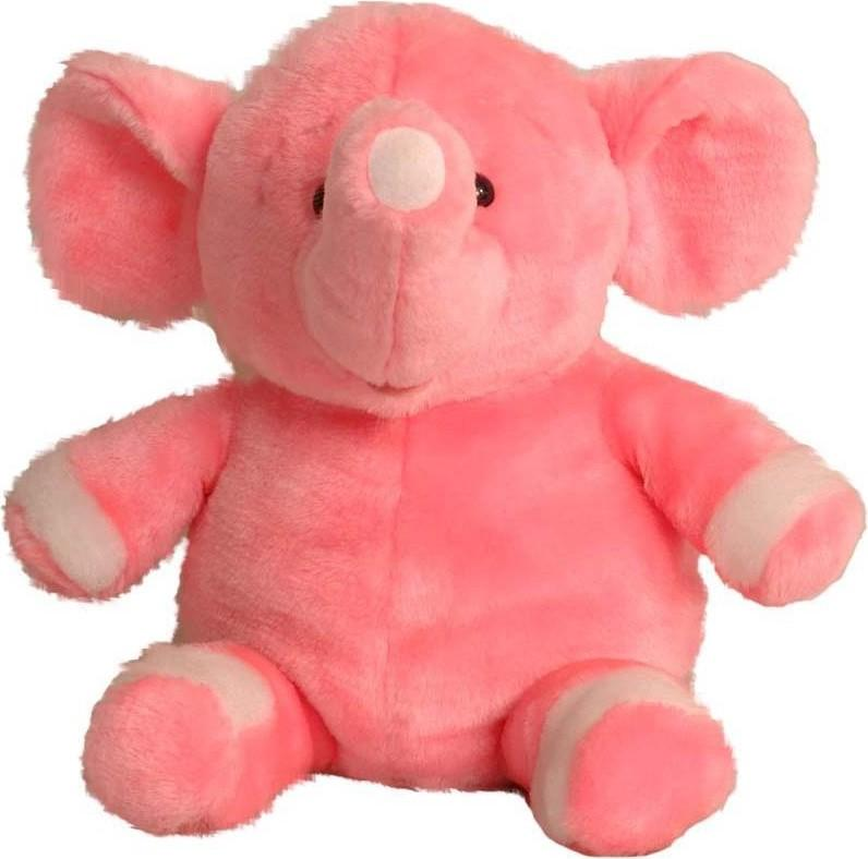 Pink Elephant Plush Toy 30cm hdmi Ship from Turkey HB-001191173