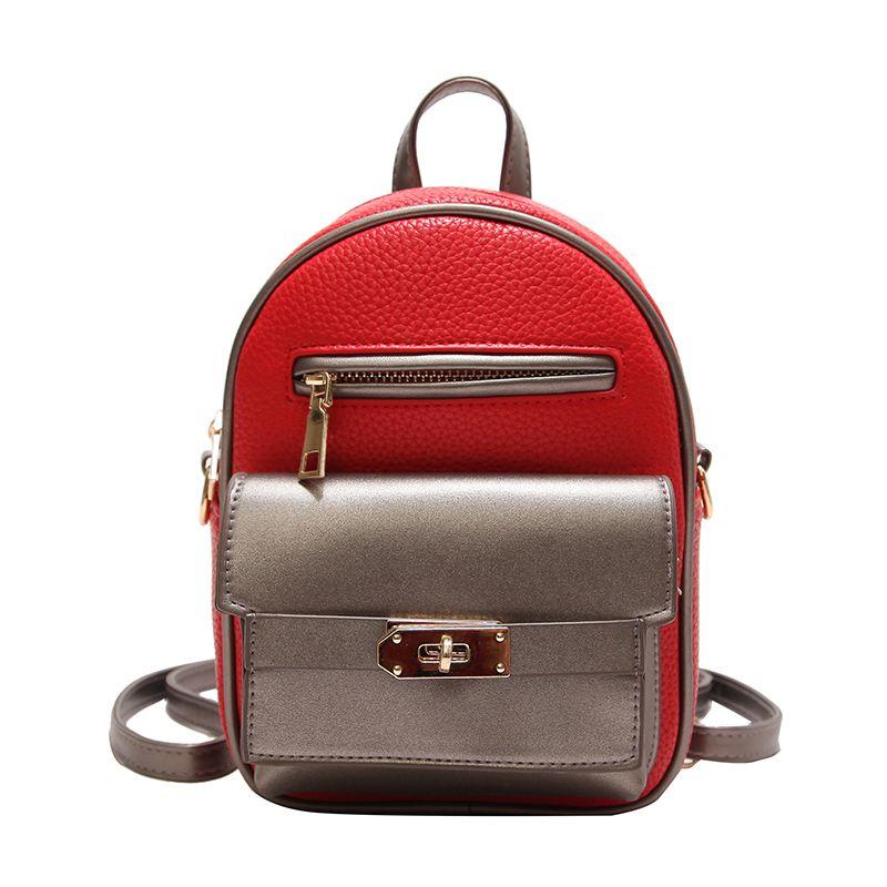 572c8eee9688 Great Rucksacks Backpack Bag Gym Travel Luggage Fashion Backpacks Designer  2018 Fashion Women Lady Black Red White Pink Backpacks For Men Jansport Big  ...