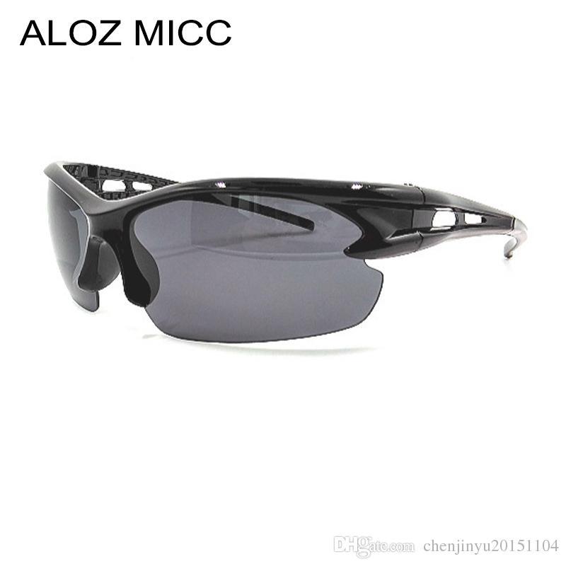 0f2e5cb01f ALOZ MICC Men Women Cycling Glasses Outdoor Sport Mountain Unisex ...