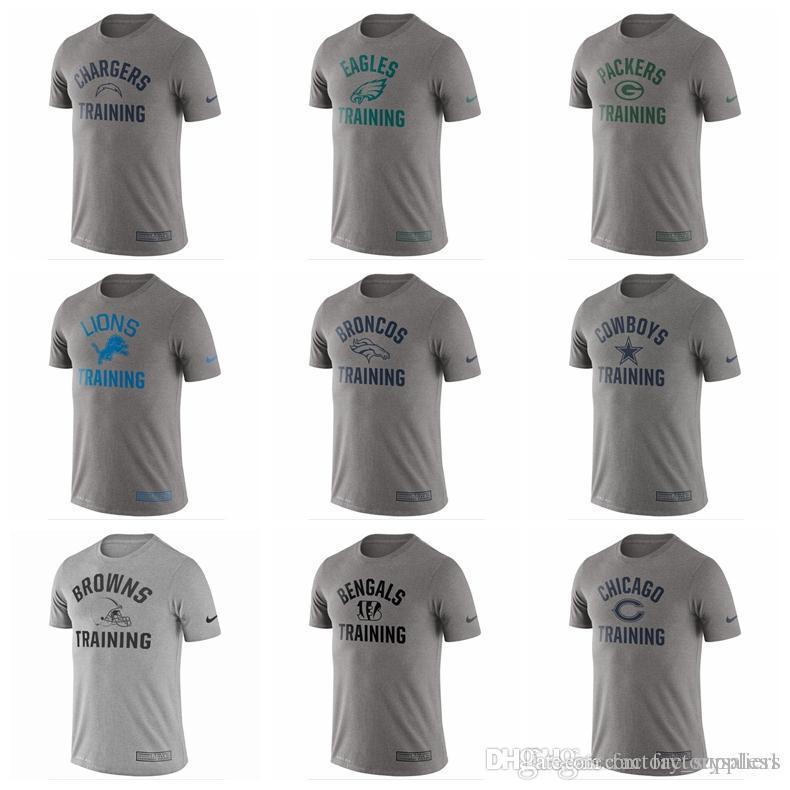 Mens T Shirts Heathered Gray Training Performancet Shirt Cardinals Falcons  Baltimore Ravens Buffalo Bills Carolina Panthers Chicago Bears Funny  Tshirts Long ... 7779ac379