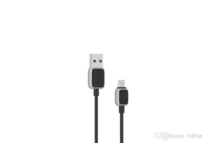 72c74c35115 Conectar El Telefono A La Tv VIDVIE Cable Micro USB Cable Extra Largo Y  Rápido De Carga Cable USB Cargador Durable Para Teléfono Android Como  Conectar Movil ...