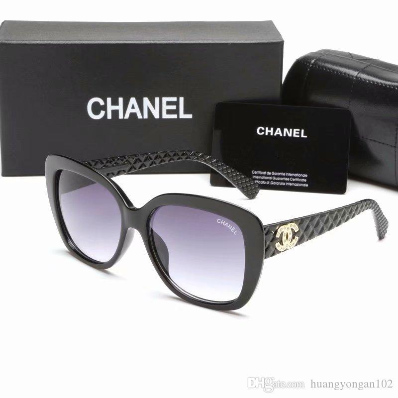 3e7989927d Compre Gafas De Sol De Diseñador Diseñador De La Marca Para Mujer Vintage  2019 Moda De Verano Gafas De Sol Sombra Exterior Lentes De Conducción Gafas  ...