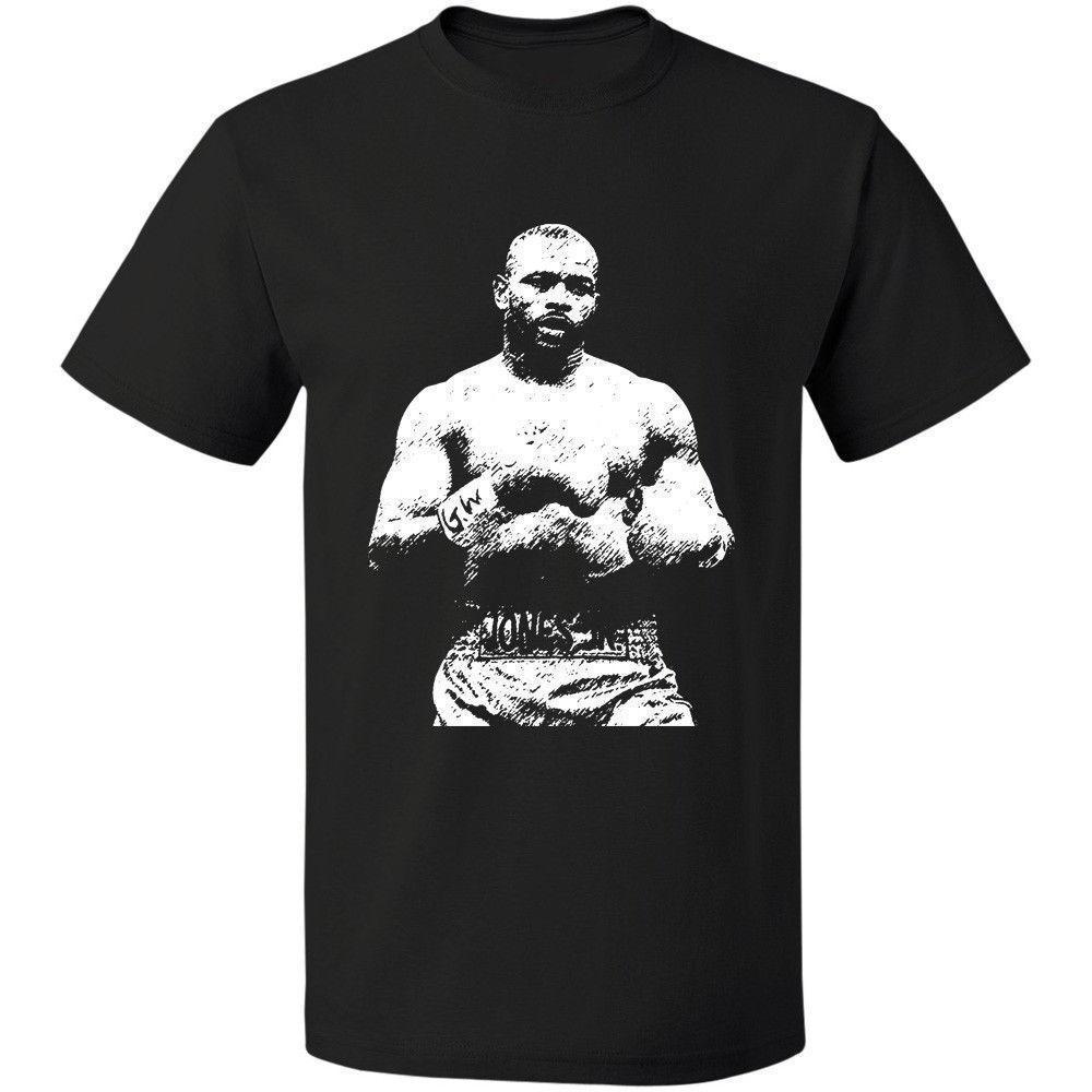 0cdd23cf73d ROY JONES JR T Shirt 100% Cotton S 3XL Print T Shirt Men Hot Top Tee Hot  Sell 2018 Fashion Printing T Shirts Designs Online T Shirt Shopping From  Jie17