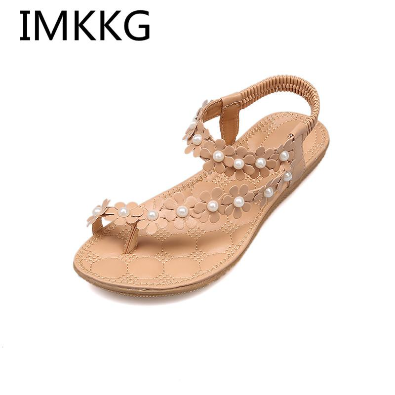 b2fdfcdd12c6 2019 Women Sandals Summer Style Bling Bowtie Fashion Peep Toe Jelly Shoes  Sandal Flat Shoes Woman Y10003 Tan Wedges Fringe Sandals From Faaa
