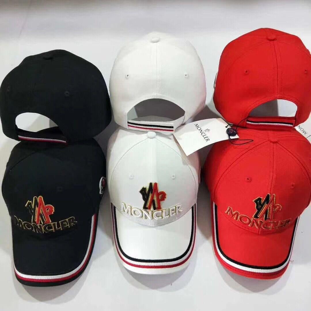 5fef3c90 MON Letter Embroidery Baseball Caps Luxury Unisex Baseball Hats Men ...