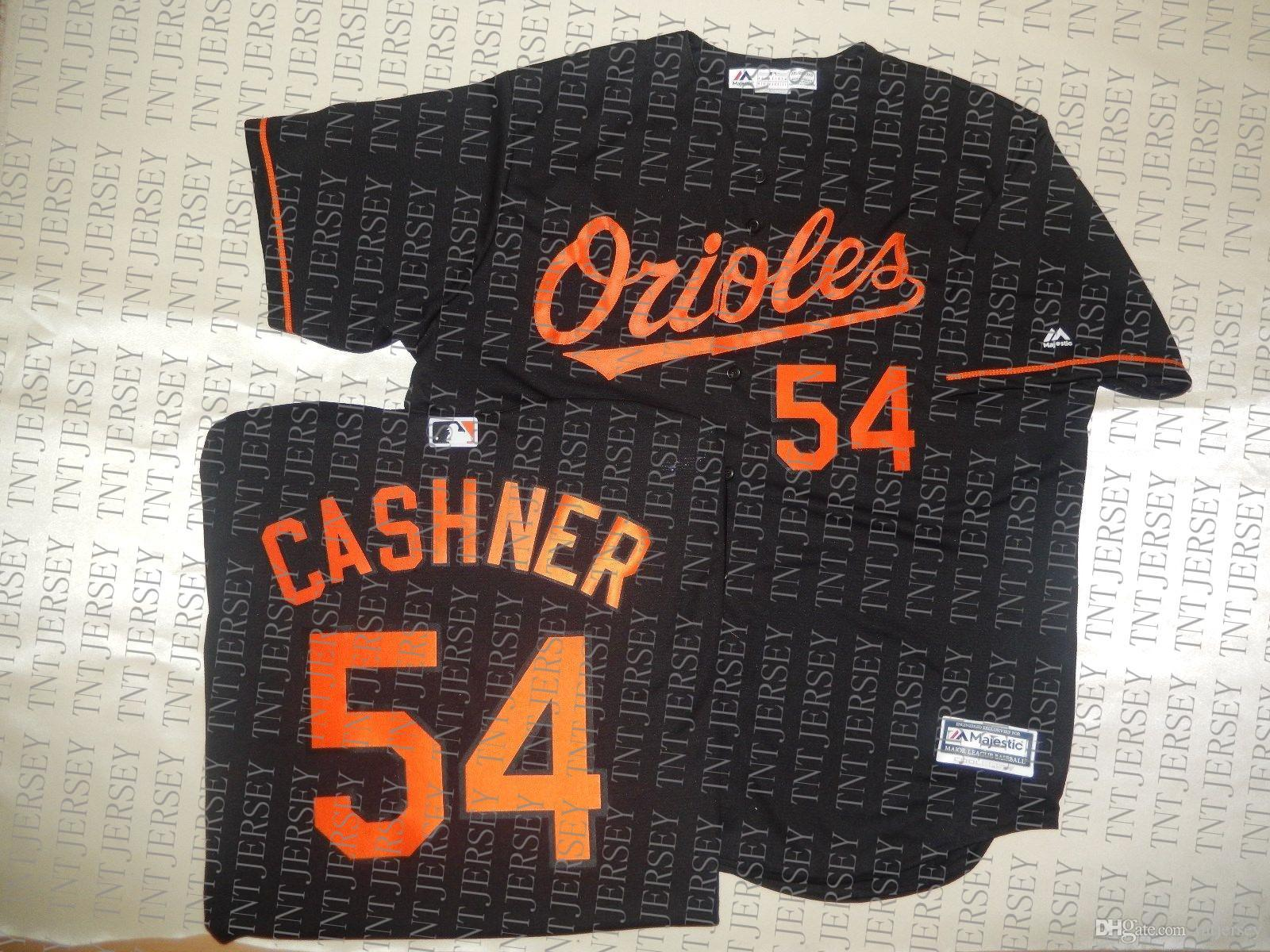 100% embroidery custom ANDREW CASHNER Jerseys Stitch customize any number name MEN Jerseys XS-5XL NCAA JERSEY