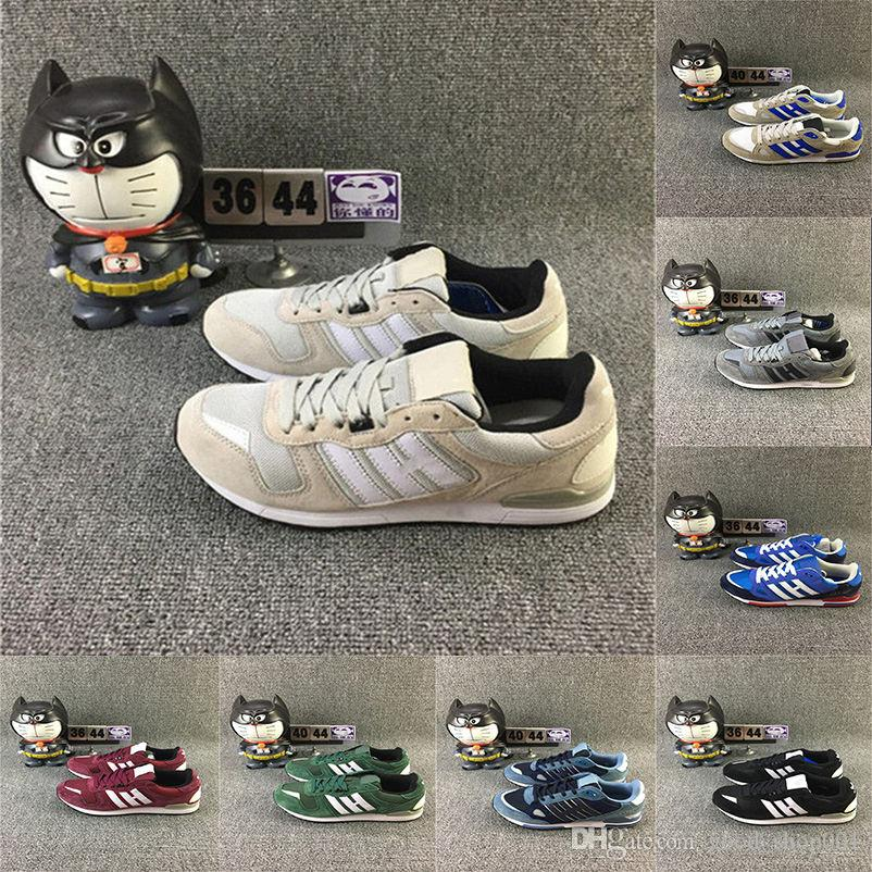 7495a9412b7e4 2019 2018 Hot Selling Zx 750 Running Shoes ZX750 Fashion Suede Patchwork  Athletic Wholesale Shoes Sneakers Casual Shoes Trainers Size 36 45 From ...