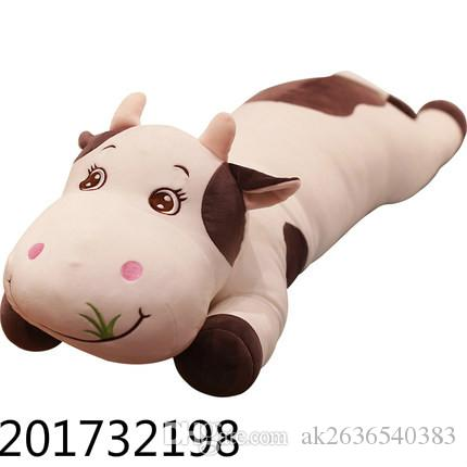 2019 Cute Cow Plush Doll Doll Sleeping Pillow Super Soft Bed Pillow For Men  And Women S Birthday Gift From Ak2636540383 1bbe88e09d