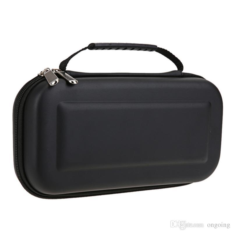 Новая горячая распродажа для Nintendo Switch Game Bag Сумка для переноски Hard EVA shell Высококачественная портативная сумка для переноски Защитный чехол-переключатель Сумка