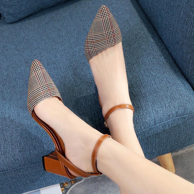 El Mujeres Las Sandalias Verano Primavera 2019 Zapatos De