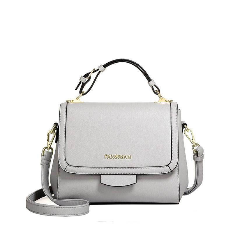 Fansiman Brand Women Bags High Quality 2019 Shoulder Bag Luxury Small Handbags  Female Crossbody Bag Designer Dress Bag Ladies Best Handbags Cute Handbags  ... b2f122f2ec9c0