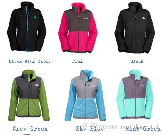 High Quality Winter Fleece Jackets Women Men Kids Brand Winter Coats ... a4e089414