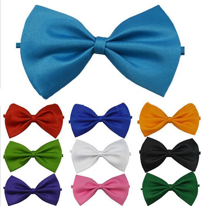 35a547aae674 Bowtie Men Formal Necktie Boy Men's Fashion Business Wedding Bow Tie ...