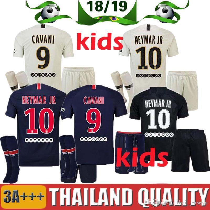 big sale f87c7 e7a84 neymar jersey kids