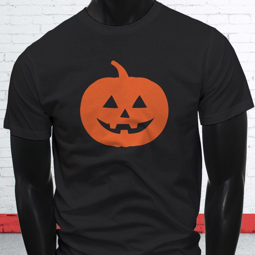 6b42d54c19 Pumpkin Scary Halloween Costume Trick Or Treat Mens Black T Shirt Colour  Jersey Print T Shirt Tee Shirts For Sale Random T Shirts From Teecup, ...