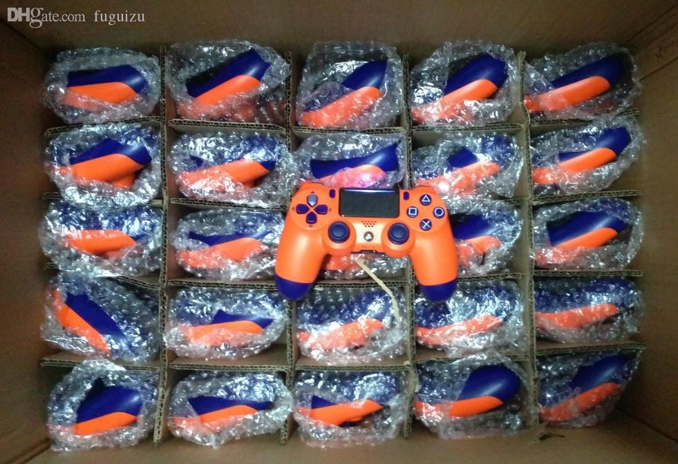 18 Farben PS4 Controller für PS4 Vibration Joystick Gamepad Wireless Game-Controller für Sony Play Station mit Kleinkasten